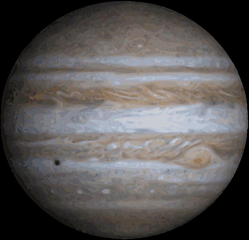free vector Jupiter