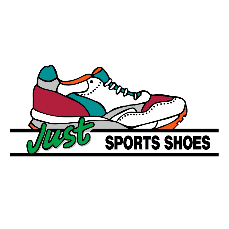 just sport shoes free vector 4vector
