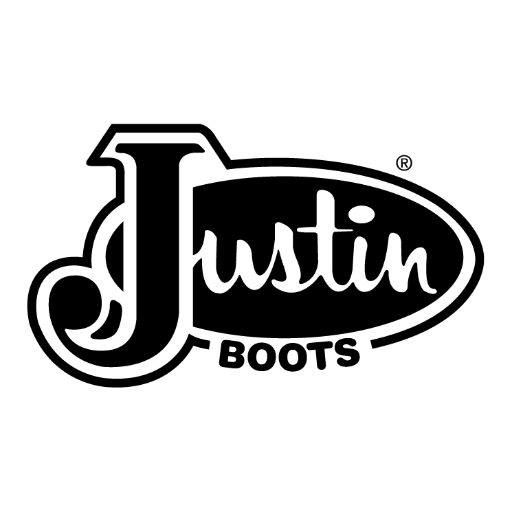free vector Justin boots