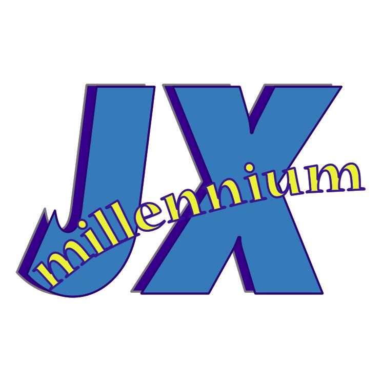 free vector Jx millennium