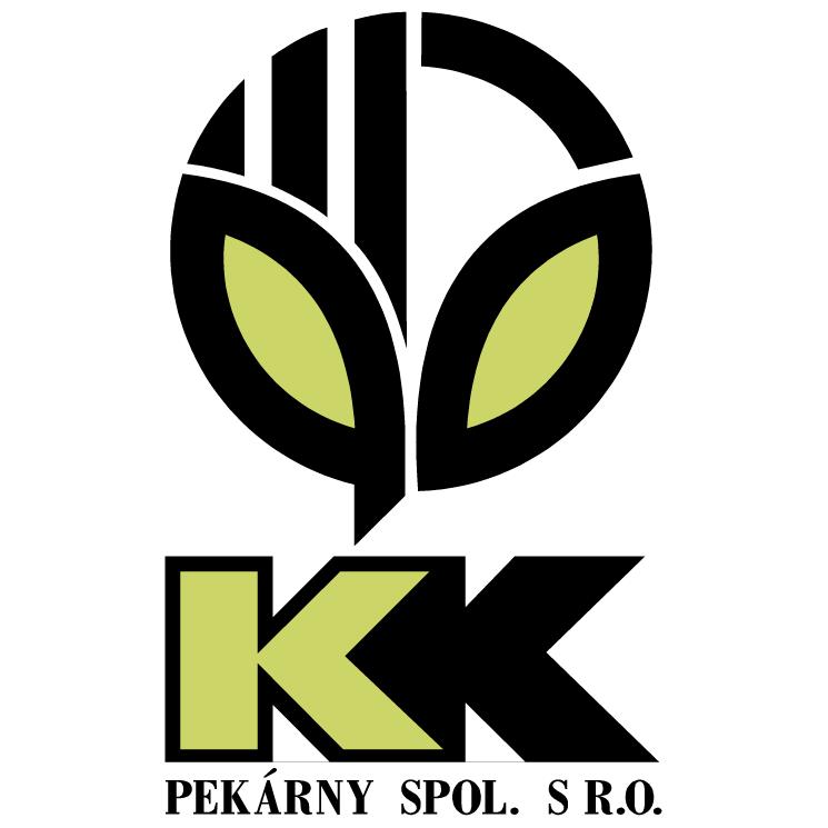 free vector K a k pekarny spol