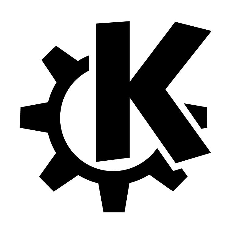 free vector K desktop environment