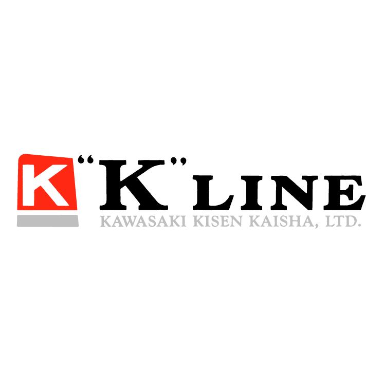 free vector K line