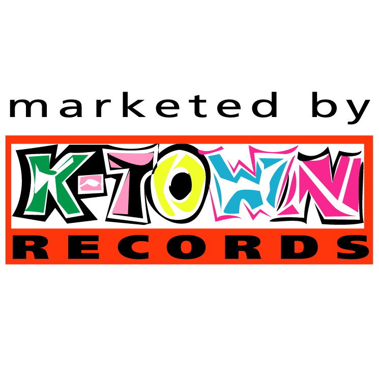 free vector K town records