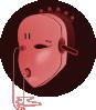 free vector Kablam Robot Face clip art