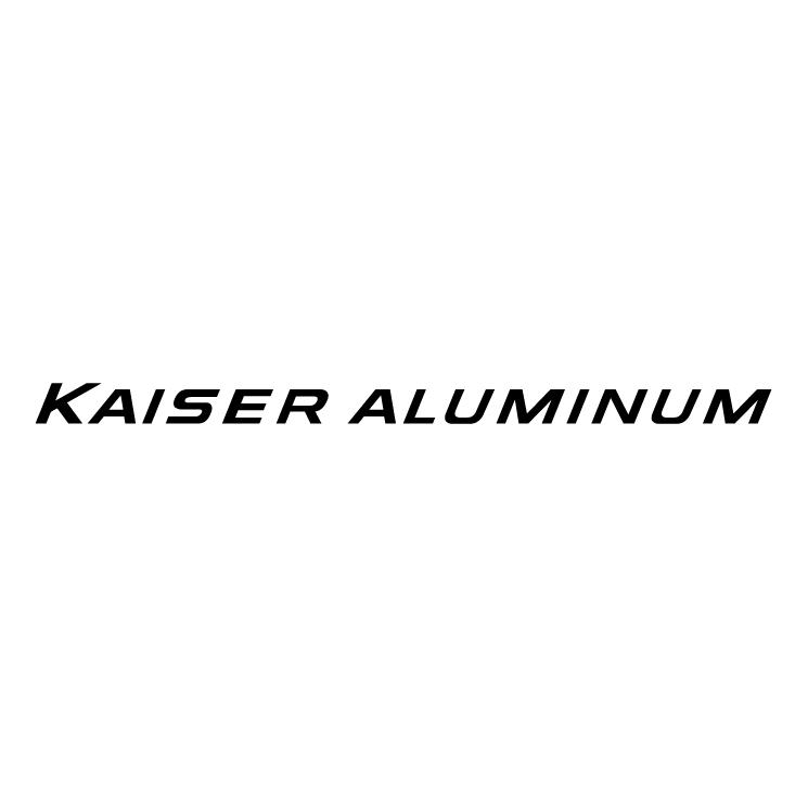 free vector Kaiser aluminum