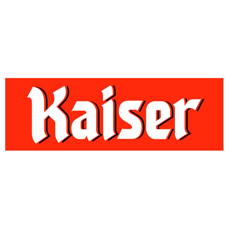 free vector Kaiser cerveja 0
