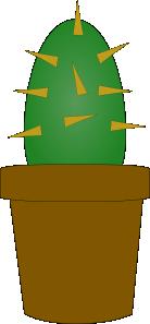 free vector Kaktus clip art