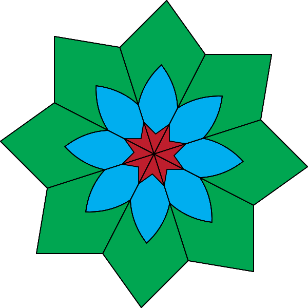 free vector Kaleidoscope clip art