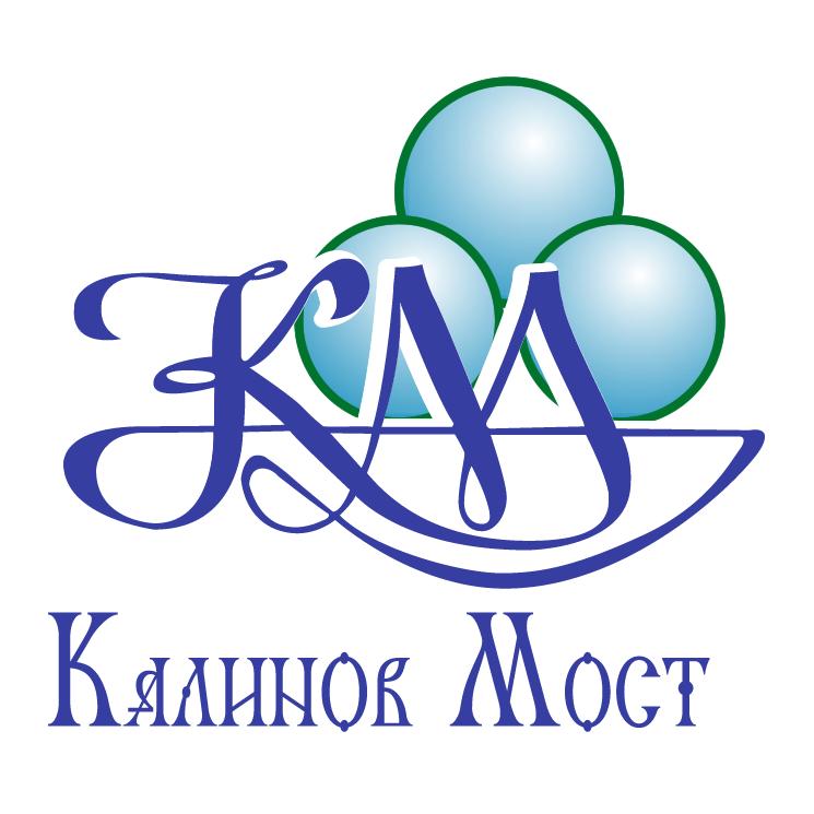 free vector Kalinov most