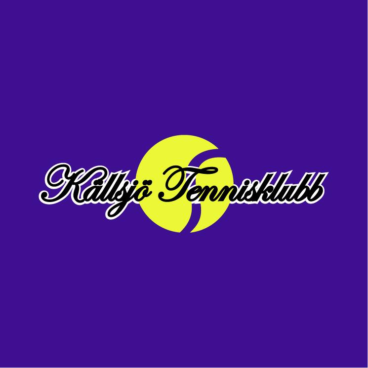 free vector Kallsjo tennisklubb