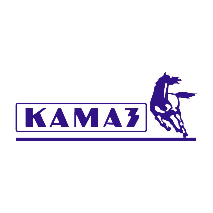 free vector Kamaz 2