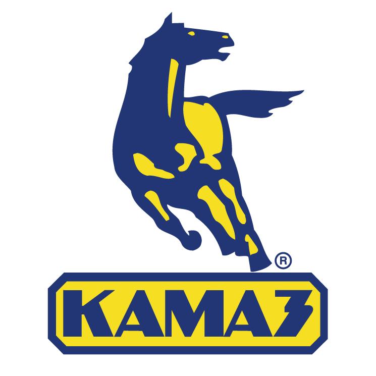 free vector Kamaz 4