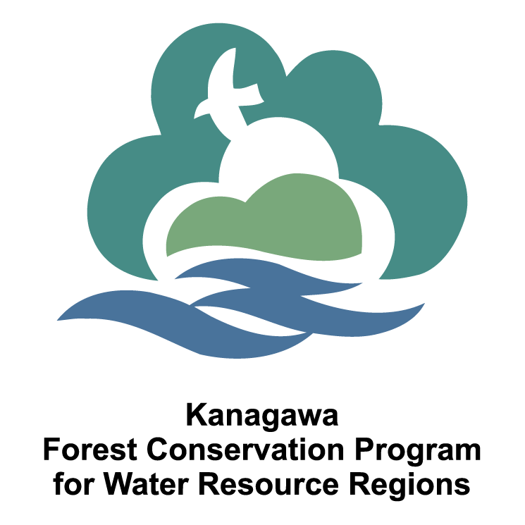 free vector Kanagawa forest conservation program