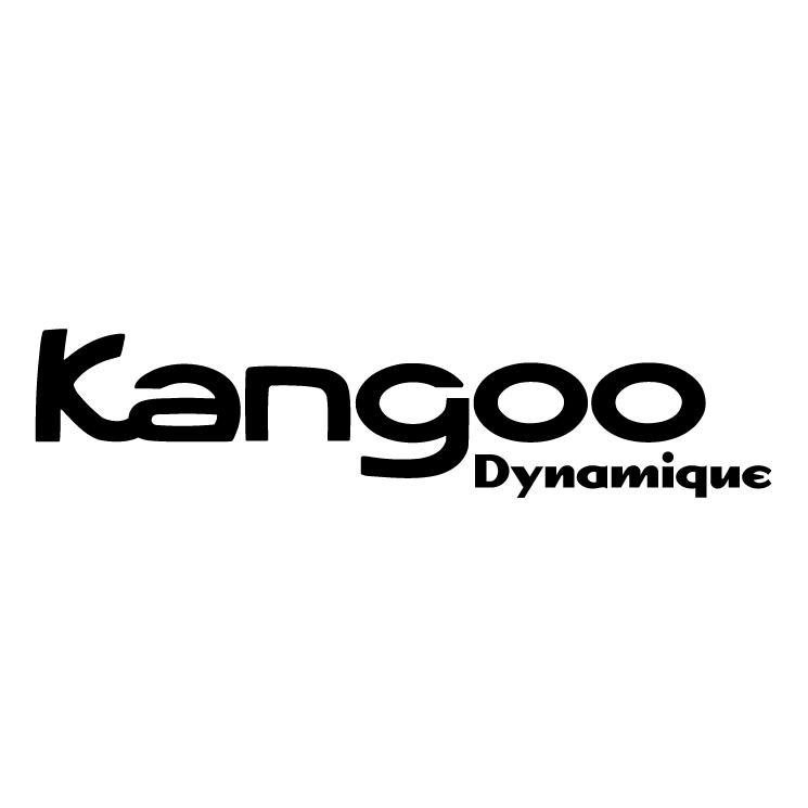 free vector Kangoo dinamyque