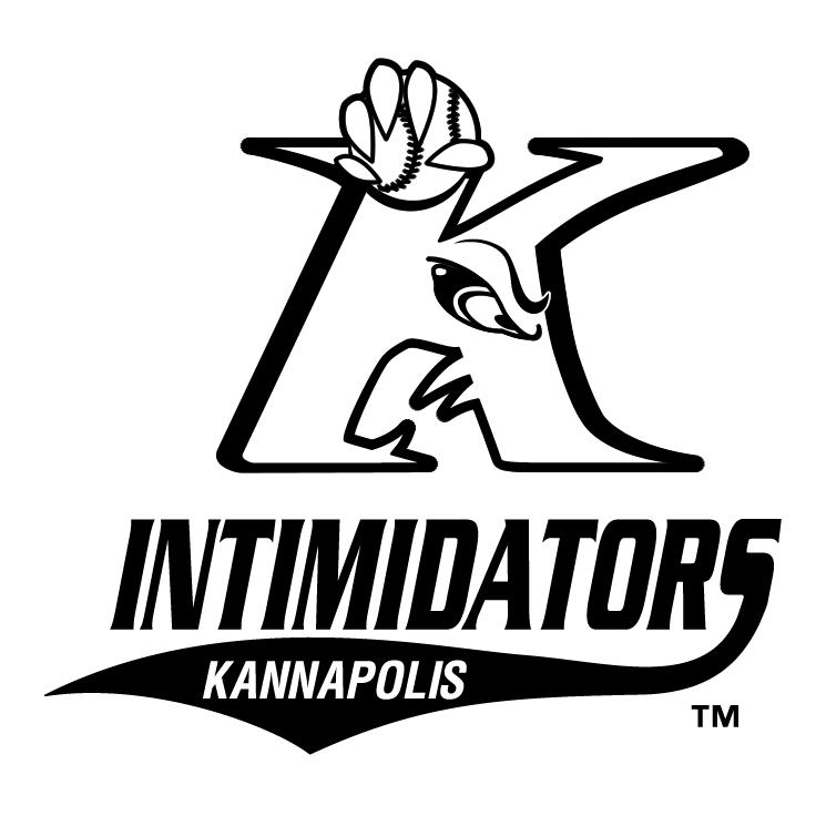 free vector Kannapolis intimidators