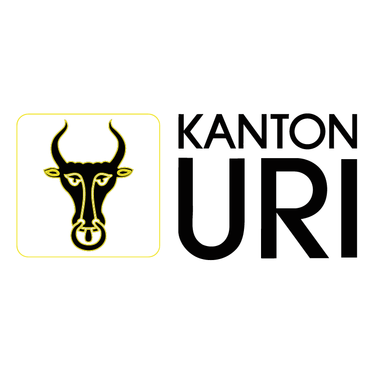 free vector Kanton uri