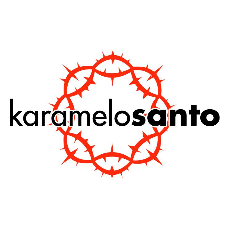 free vector Karamelo santo