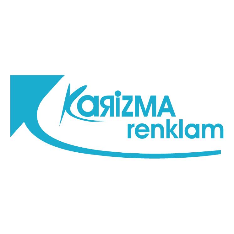 free vector Karizma renklam