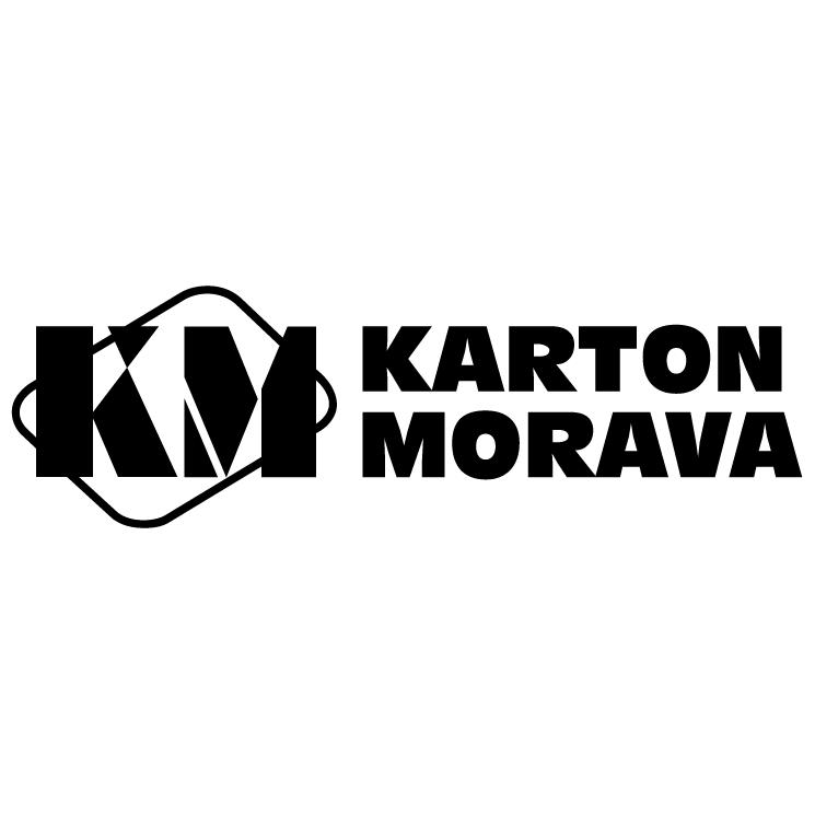 free vector Karton morava