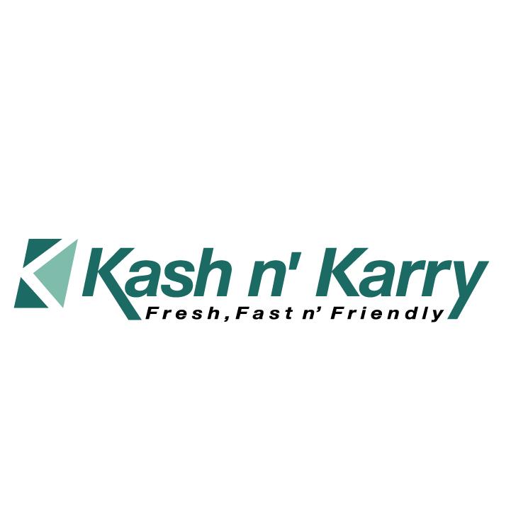 free vector Kash n karry