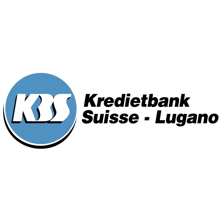 free vector Kbl kredietbank suisse lugano
