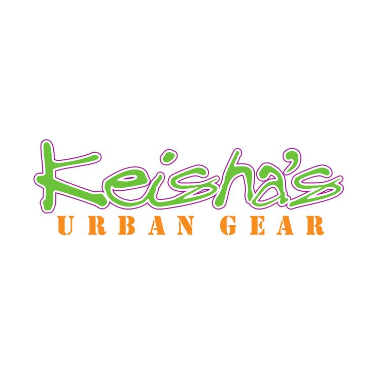free vector Keishas urban gear