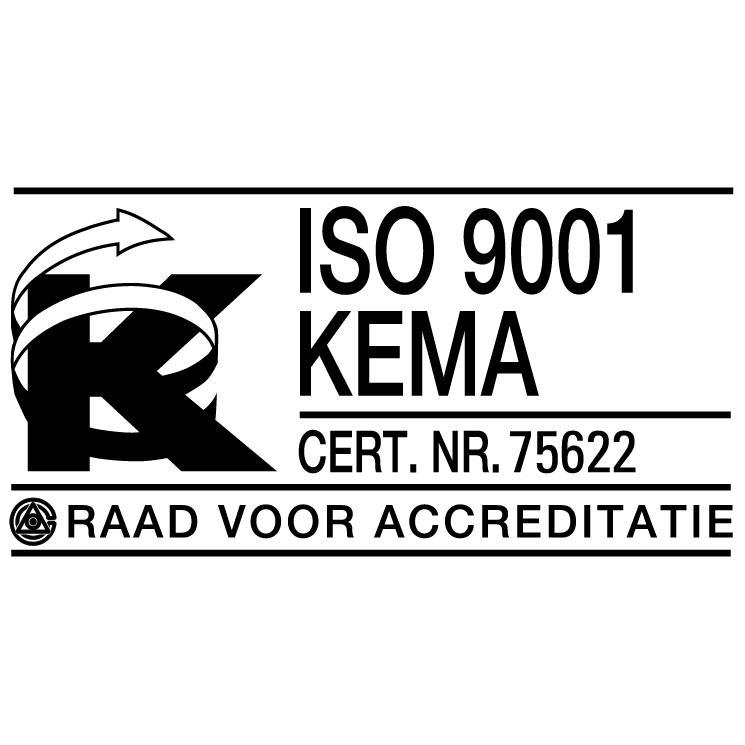 free vector Kema iso 9001