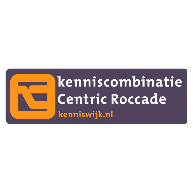 free vector Kenniscombinatie centric roccade