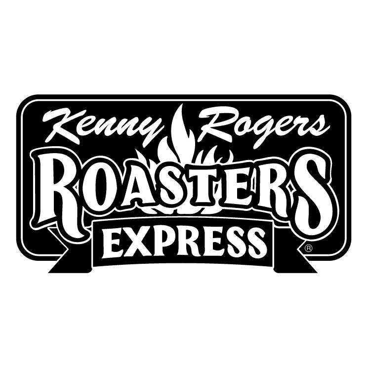 free vector Kenny rogers roasters express