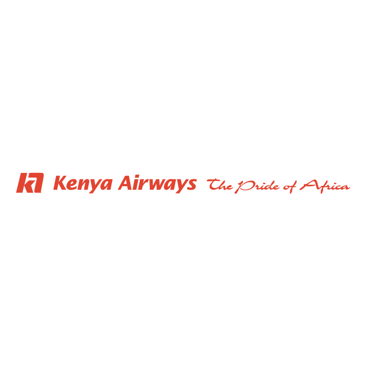 free vector Kenya airways