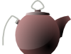 free vector Kettle Or Tea Pot clip art