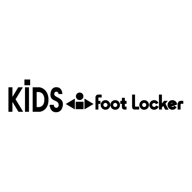 free vector Kids foot locker