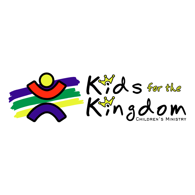 free vector Kids for the kingdom