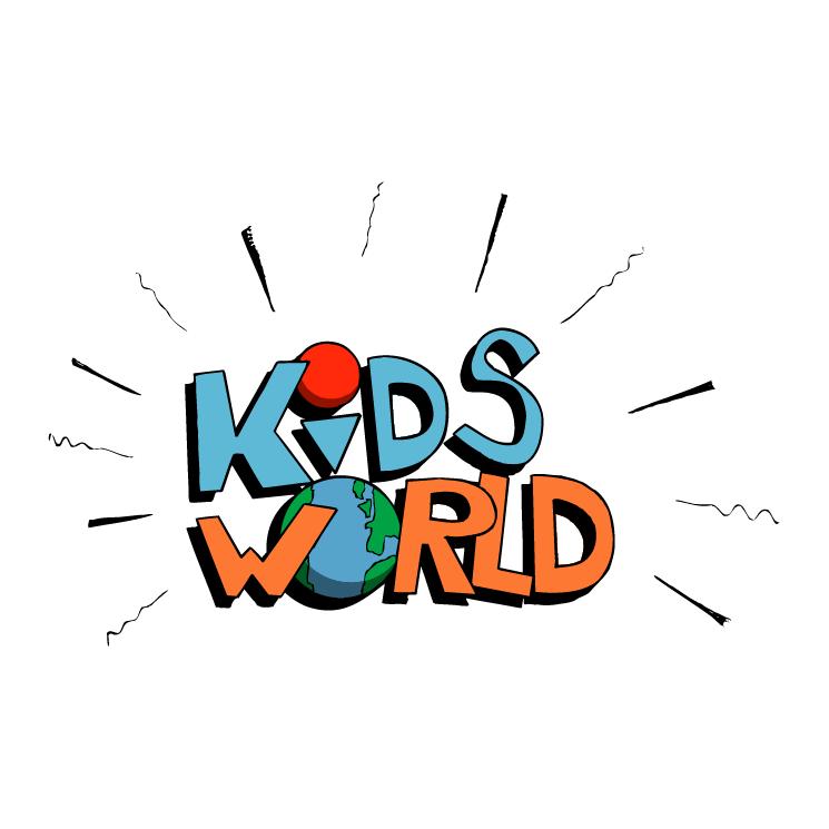 free vector Kids world 0