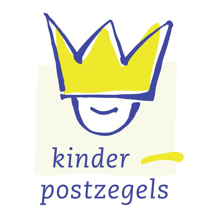 free vector Kinderpostzegels