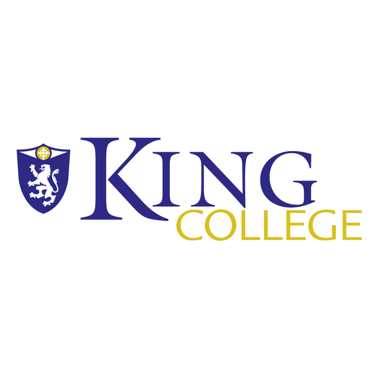 free vector King college 0