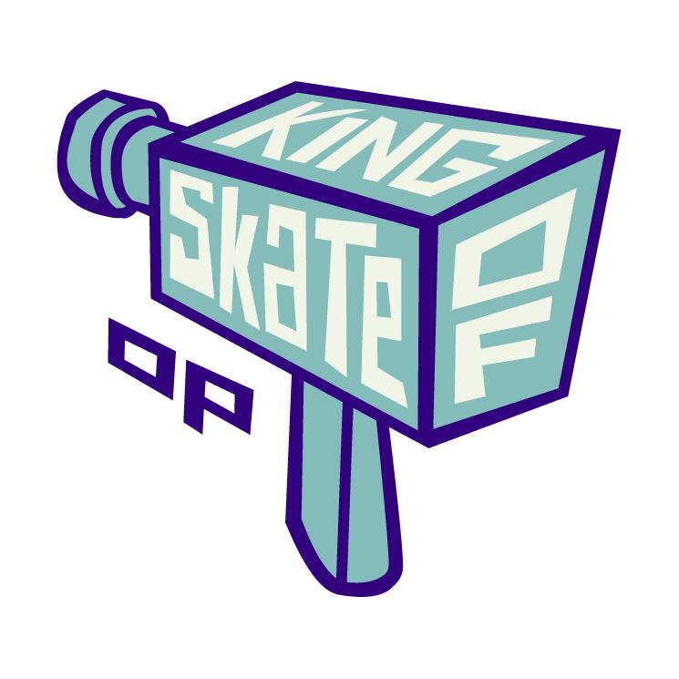 free vector King of skate