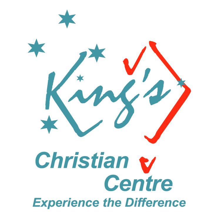 free vector Kings christian centre