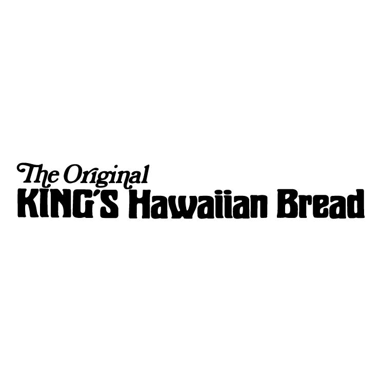 free vector Kings hawaiian bread