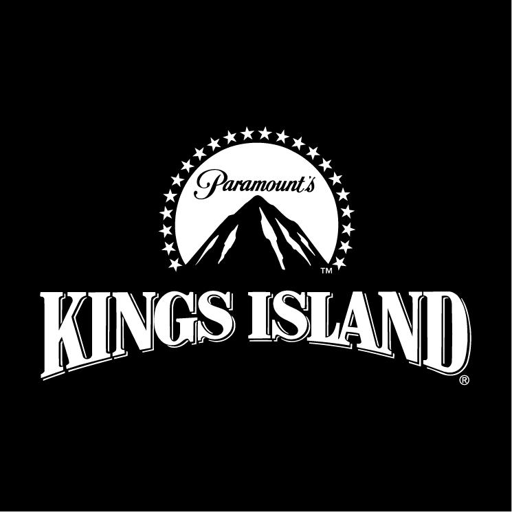 free vector Kings island