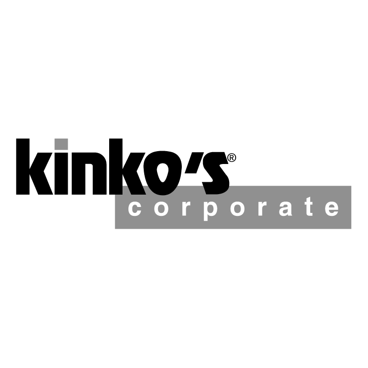 free vector Kinkos 1