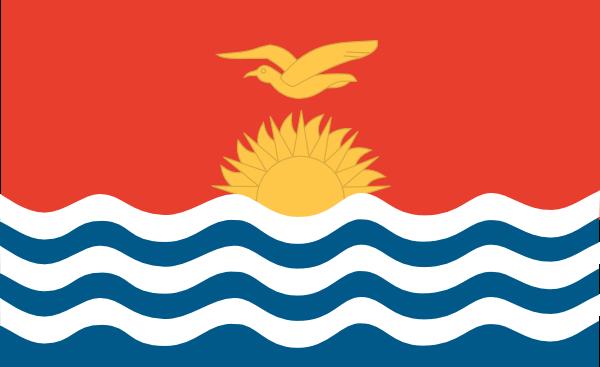 free vector Kiribati clip art