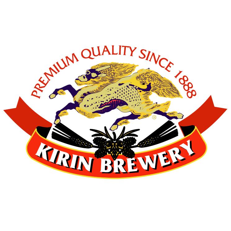 free vector Kirin brewery