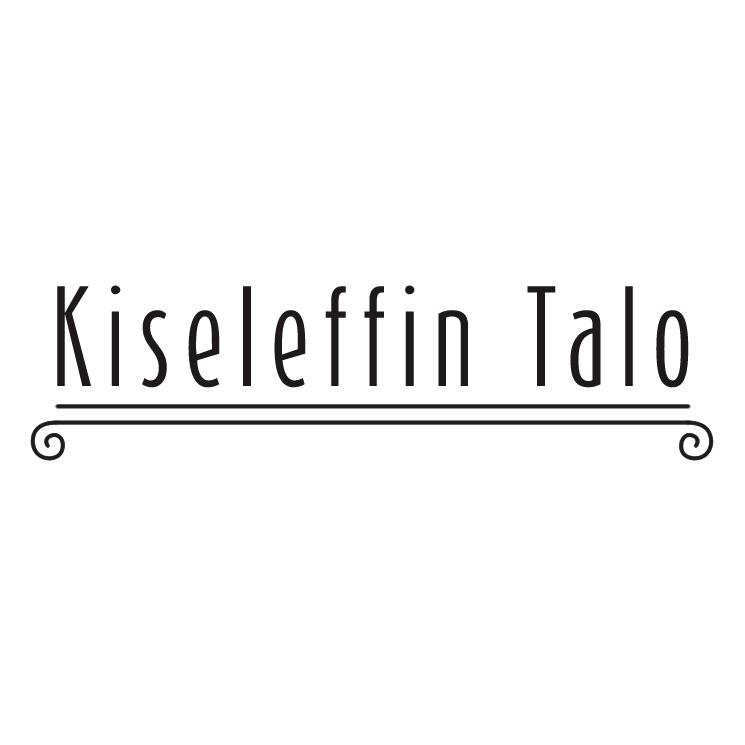 free vector Kiseleffin talo