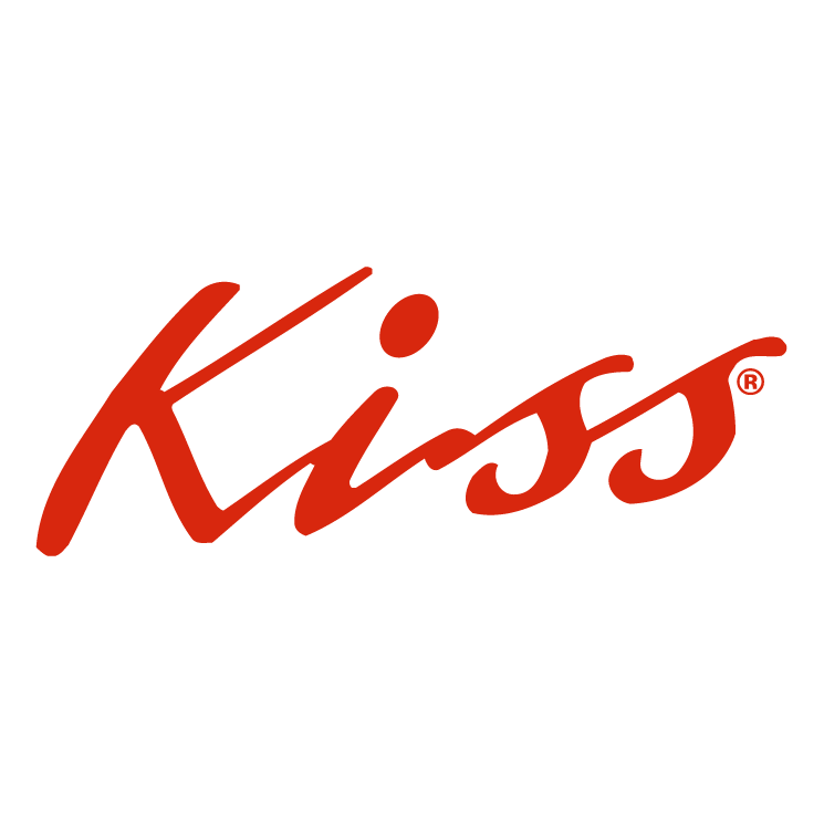 Kiss And Makeup Svg: Kiss Salon Products Free Vector / 4Vector