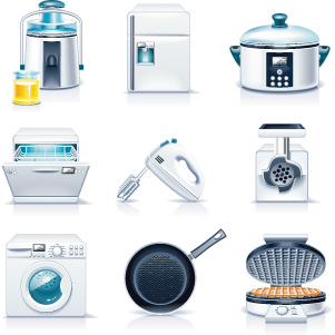 Best Selling Kitchen Appliances