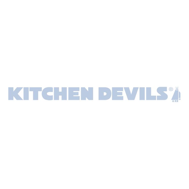 free vector Kitchen devils