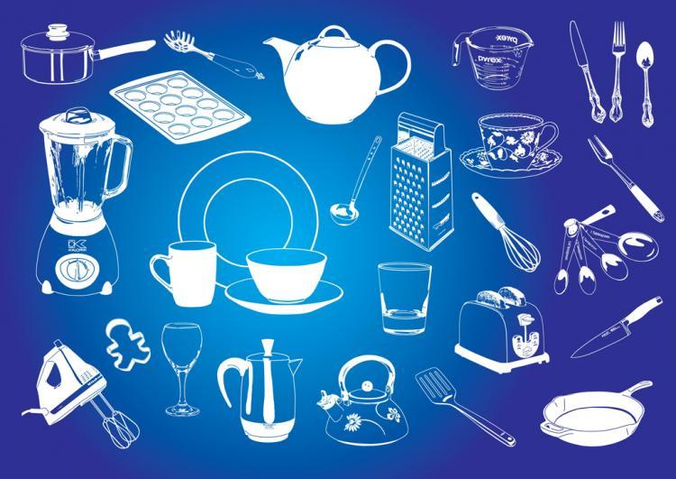 free vector Kitchen Graphics