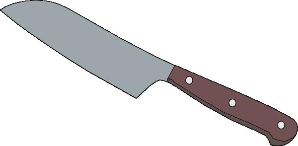 free vector Kitchen Knife clip art